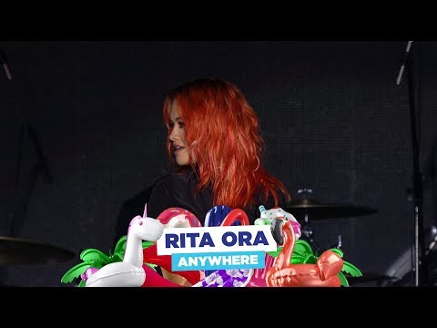 Download Rita Ora - 'Anywhere' live at Capital's Summertime Ball 2018 Mp4 baru