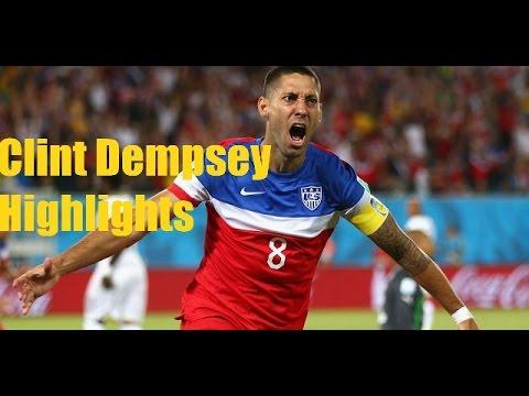 Clint Dempsey 2014 Highlights