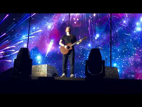 Thinking Out Loud - Ed Sheeran Divide Tour Manila 2018 #SmartEdSheeran MP3
