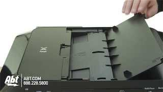01. Canon Wireless Office Printer - MX922 Features