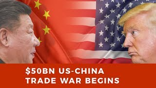 Trump's trade war with China has MASSIVE geopolitical consequences