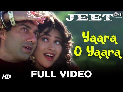 Yaara O Yaara - Jeet | Sunny Deol & Karisma Kapoor | Vinod Rathod...