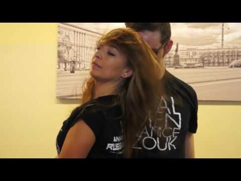 00018 RZCC 2016 Anna and Bruno ACD 1 ~ video by Zouk Soul
