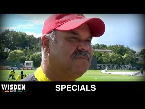 Virat Kohli was confident even as an U-19 player | Dav Whatmore | Wisden India