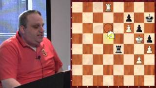 Complicated Positions from Tata Steel 2016 - GM Ben Finegold