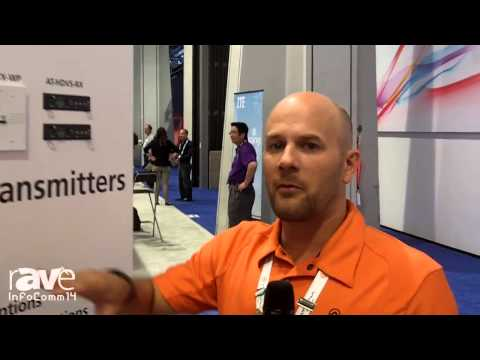 InfoComm 2014: Atlona Shows its HDVS Transmitters and Receivers