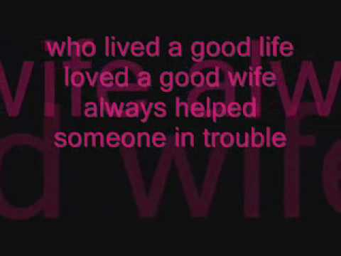 Emerson Drive Good Man With On Screen Lyrics video