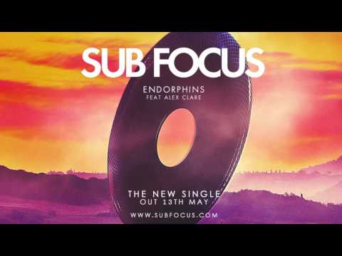 Sub Focus - &#039;Endorphins&#039; feat. Alex Clare (Tommy Trash Remix)