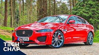 BEST Car Tech - Jaguar XE 2019 (& Photo CHALLENGE)! 😮 #AD | The Tech Chap