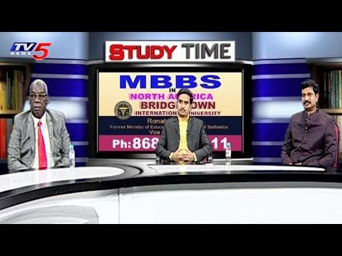 Bridgetown International University | North America | Study Time | TV5 News