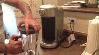 KitchenAid KSB5010 Torrent Magnetic Drive Blender UNBOXING