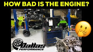 Pt.2 BLOWN-UP V10 AUDI R8 BUILD  | It's going to be expensive