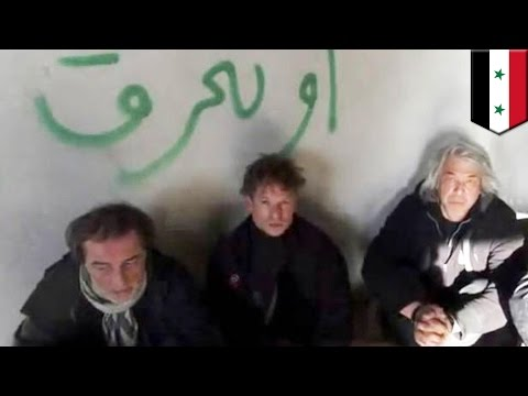 Syria journalist kidnapping: NBC correspondent Richard Engel recounts 2012 kidnapping