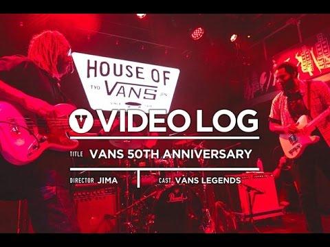 VANS 50TH ANNIVERSARY [VHSMAG]