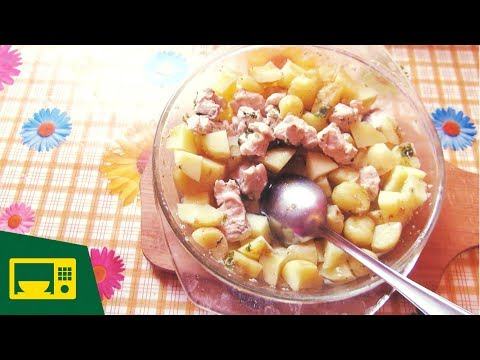 Блюда из грудки индейки рецепт