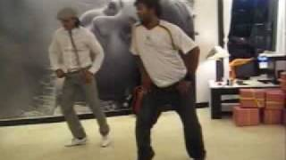 Allu Arjun Dance Practice For Arya2