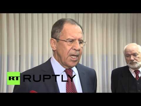 Turkmenistan: 'Yatsenyuk's statement about Russia/Ukraine border policy isn't true ' - Lavrov