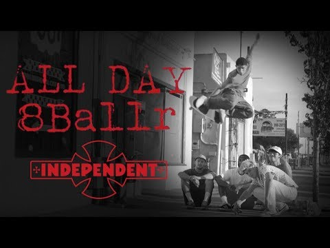 ALL DAY with Erick Winkowski: Full Part Filmed in One Day   Independent Trucks