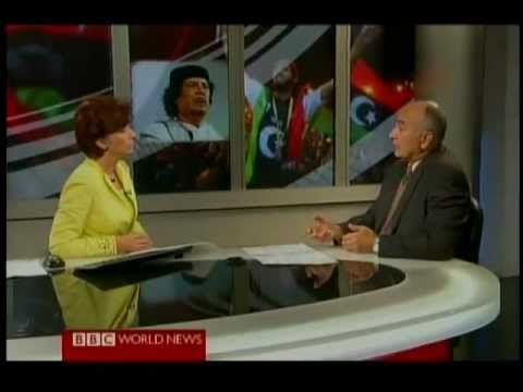General Dubik on Libya's Iraqi Parallels-BBC