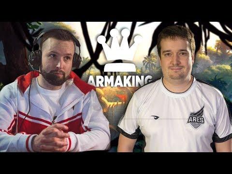 Oliech vs Tars - Demi-Finale ArmaKing Jeux de Rastakhan