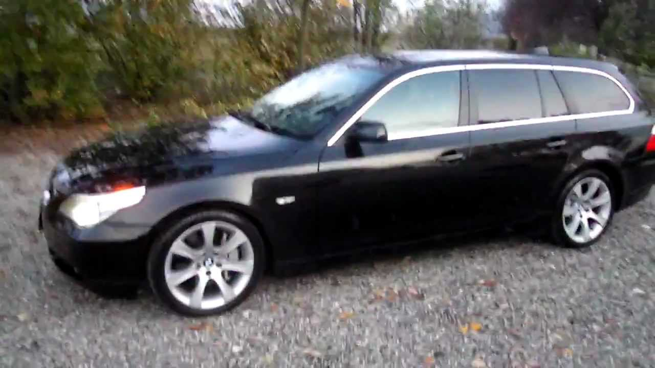 sam 9324 bmw 535d touring eccelsa 2006 272cv biturbo youtube. Black Bedroom Furniture Sets. Home Design Ideas