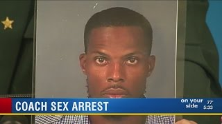 Hernando middle school football coach accused of having sex with student in classroom