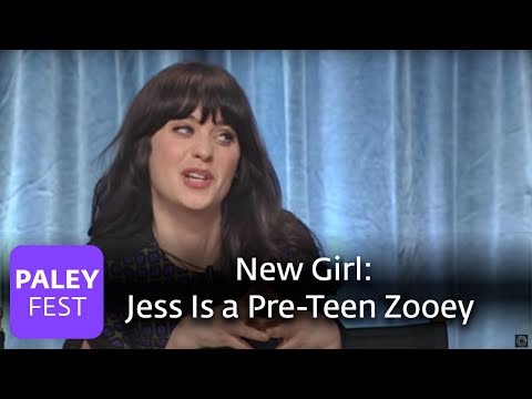 New Girl - Jess Is a Pre-Teen Zooey Deschanel