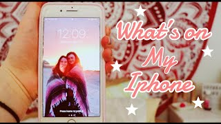Whats On My Iphone 8 Plus // how I edit on my phone!!!