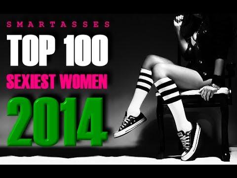 Smartasses Magazine 2014 Top 100 Sexiest Women Alive