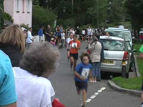 Kings Head Canter 2010 part 2