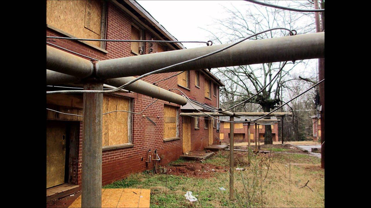 Old Carver Homes Atlanta Ga