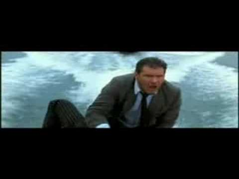 Indiana Jones Boat Chase to Benny Hill Theme