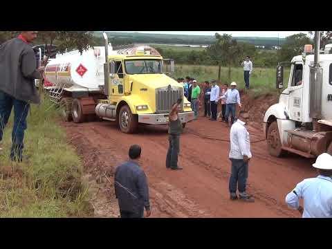 Carreteras vía  Campo Rubiales