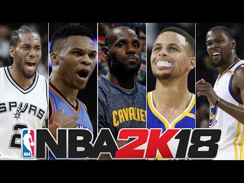 NBA 2K18 Star Player Rating Predictions! LeBron James, James Harden, Kevin Durant