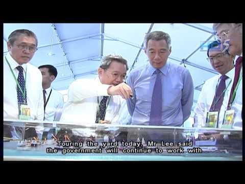 PM Lee: Marine & offshore industry must keep upgrading itself - 06Nov2013