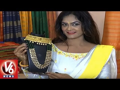 Roshika Madhuri Lifestyle Exhibition Begins In Kalinga Bhavan | Hyderabad | V6 News