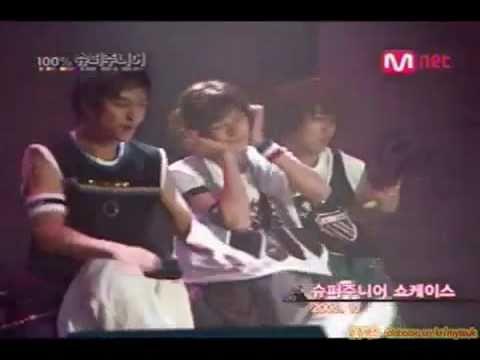 [pre-debut Showcase] Super Junior - Dance Battle video