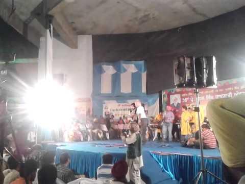 surinder shinda with PUNJAB SOUND'S ROPAR @ PUNJABI BHAWAN,ludhiana