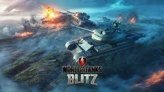 """стрим """"WoT Blitz"""" новичок !"""