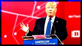 FULL: President Donald Trump Speech at CPAC 2017 DESTROYS CLINTON NEWS NETWORK CNN FAKE NEWS