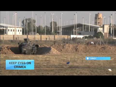 Keep Eyes on Crimea: US military chief holds Kremlin accountable for Ukraine