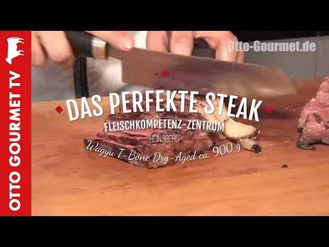Das perfekte Steak grillen: Wagyu Beef T-Bone