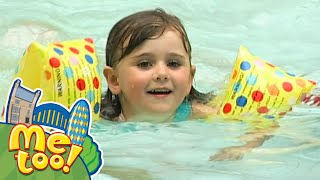 Me Too! - Splash! | Full Episode | TV Show for Kids