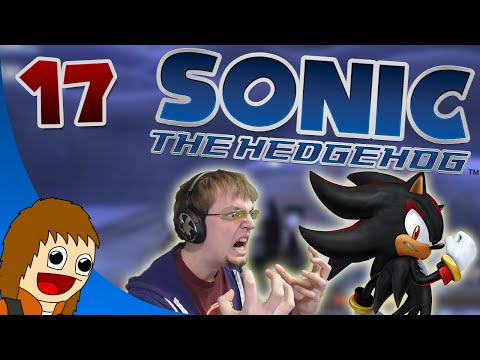 Sonic the Hedgehog (2006): Shadow's Too Cool to Walk - Part 17 (Stream Play)