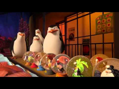 My Favourite Scene From Penguins Of Madagascar.