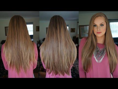 Bellami Khaleesi Hair Unboxing + Review + Demo