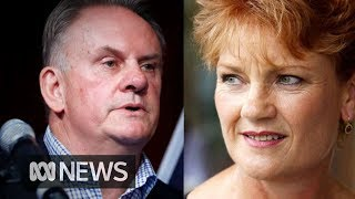 Mark Latham discusses joining Pauline Hanson's One Nation | ABC News