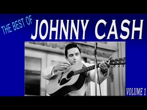 JOHNNY CASH - THE BEST OF JOHNNY CASH - VOLUME 1