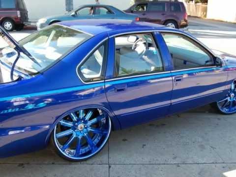 California Upholstery 1996 Impala