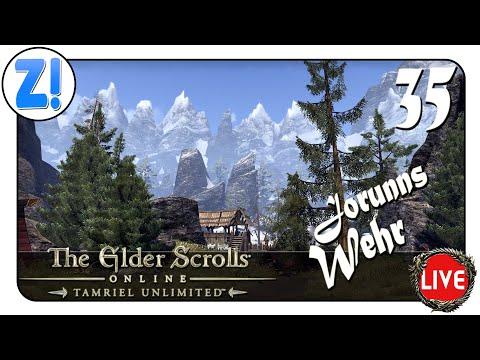 The Elder Scrolls Online Tamriel: Jorunns Wehr #35 [DEUTSCH]